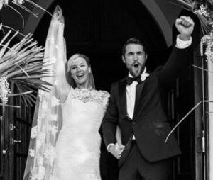 Revenge : mariage d'Emily VanCamp et Josh Bowman