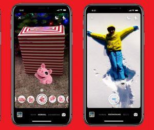 Facebook Messenger lance des stickers festifs pour Noël et le jour de l'an