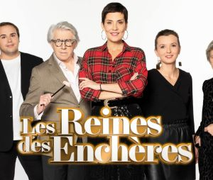 Cristina Cordula animera Les Reines des enchères à partir du 7 janvier 2019 sur M6.
