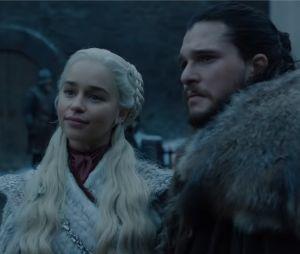 Game of Thrones saison 8 : HBO dévoile les premières images avec Sansa, Daenerys et Jon Snow