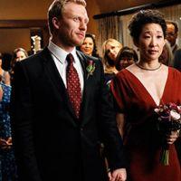 Grey's Anatomy saison 7 ... une photo du mariage