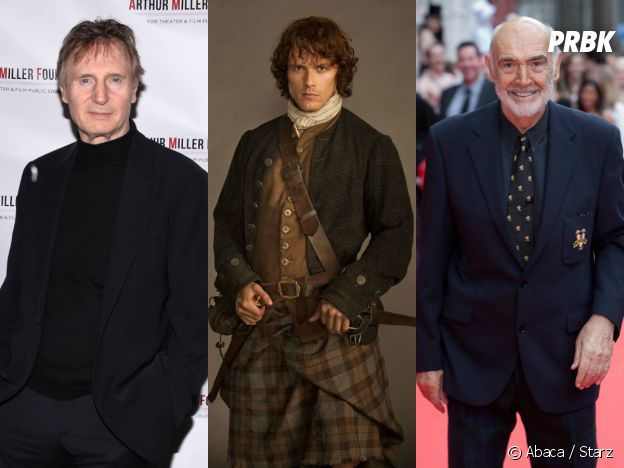Outlander : Liam Neeson et Sean Connery considérés pour incarner Jamie Fraser
