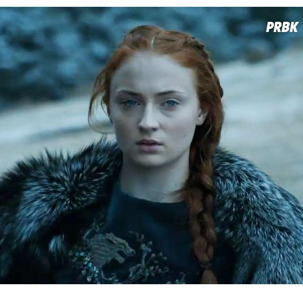 Game of Thrones : pourquoi Sophie Turner (Sansa Stark) n'avait pas le droit de se laver les cheveux sur le tournage