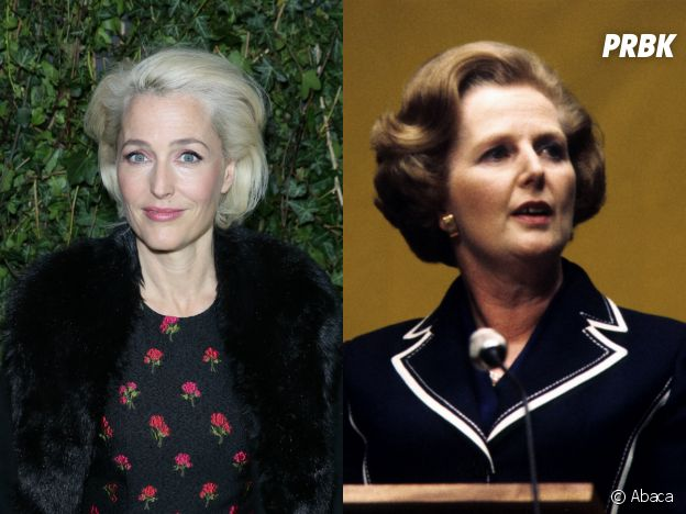 The Crown saison 4 : Gillian Anderson dans le rôle de Margaret Thatcher ?