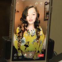 TikTok : cette américaine de 13 ans a arrêté l'école pour faire de l'appli son métier