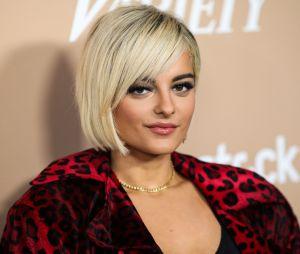 """Bebe Rexha """"trop grosse"""" : des marques refusent de l'habiller pour les Grammy Awards 2019, la chanteuse pousse un coup de gueule."""