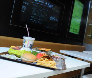 McDonald's passe en mode vintage