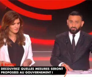 """Cyril Hanouna étonne les internautes avec la spéciale """"Grand débat"""" de Balance ton post le 25 janvier 2019 sur C8"""