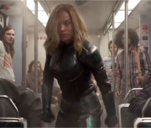 Captain Marvel : le teaser du Super Bowl