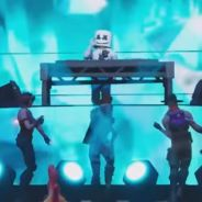 Grâce à Fortnite, le DJ Marshmello a mixé en direct pour plus de 10 millions de personnes