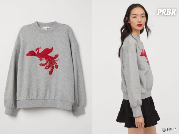 H&M fête le nouvel an chinois avec une collection.