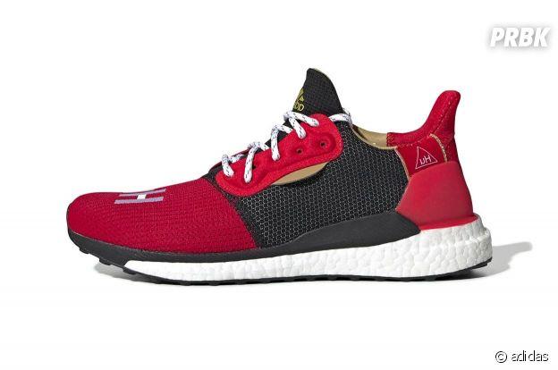 adidas fête le nouvel an chinois avec une collection.