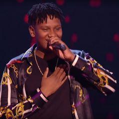 Gabriel (Kids United) tente sa chance The Voice en Angleterre et impressionne Will.i.am