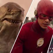 The Flash saison 5 : King Shark et Grodd de retour pour un combat façon Godzilla
