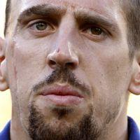 Franck Ribéry ... Furieux contre une pub qui le lie à Zahia