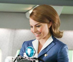 Margot Robbie dans la série Pan Am