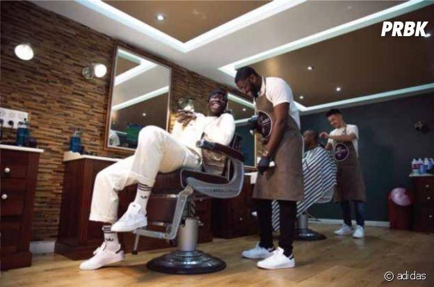 La Stan Smith d'adidas passe en mode Barber Shop pour Courir, le rappeur S.Pri Noir l'a déjà adoptée