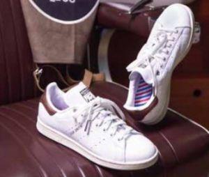La Stan Smith d'adidas passe en mode Barber Shop pour Courir