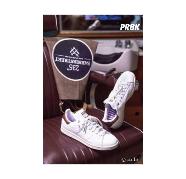 picked up timeless design picked up La Stan Smith d'adidas passe en mode Barber Shop pour Courir ...