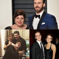 Chris Evans, Shawn Mendes... : 20 stars qui ont invité leur famille sur un tapis rouge