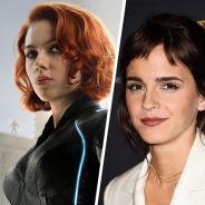 Black Widow : Emma Watson en héroïne badass face à Scarlett Johansson ?