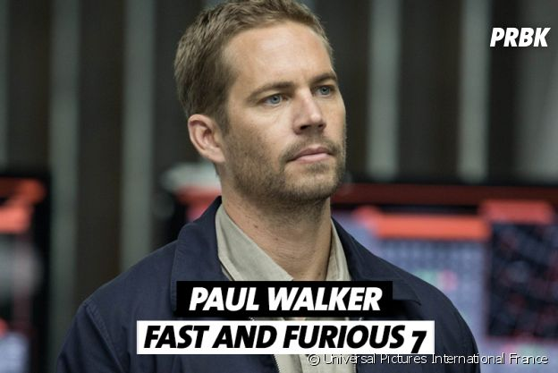 Paul Walker est mort pendant le tournage de Fast and Furious 7