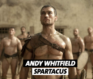 Andy Whitfield est mort pendant le tournage de Spartacus