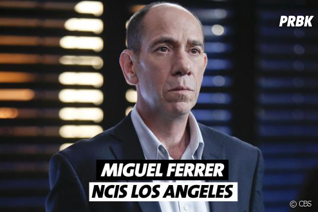 Miguel Ferrer est mort pendant le tournage de NCIS Los Angeles