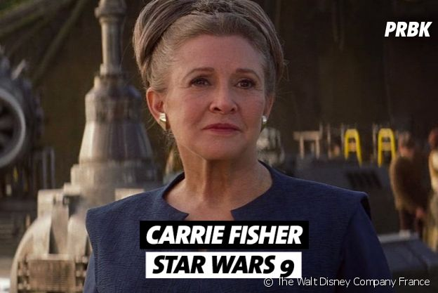 Carrie Fisher est morte pendant le tournage de la saga Star Wars