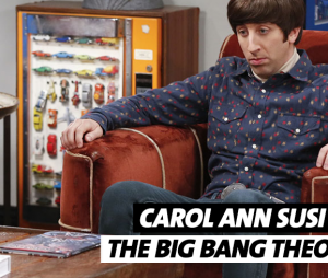 Carol Ann Susi est morte pendant le tournage de The Big Bang Theory