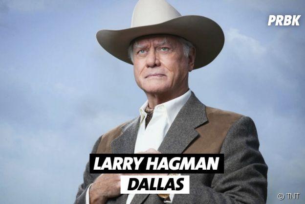 Larry Hagman est mort pendant le tournage de Dallas