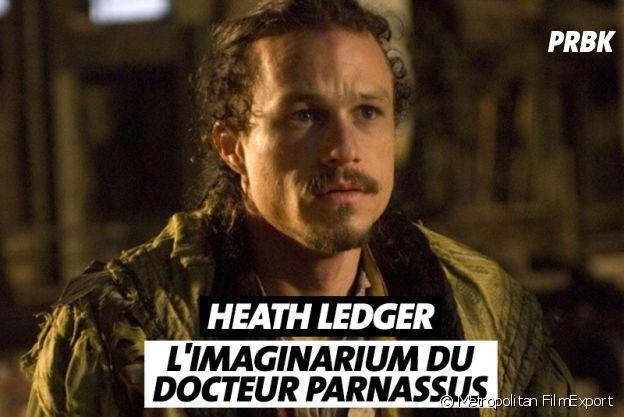 Heath Ledger est mort pendant le tournage de L'imaginarium du Docteur Parnassus