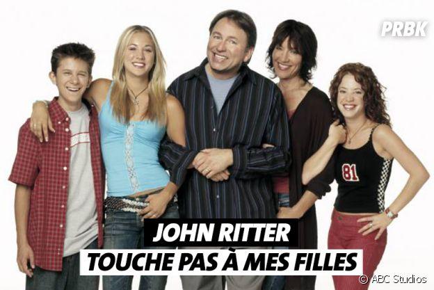 John Ritter est mort pendant le tournage de Touche pas à mes filles