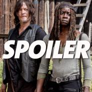 The Walking Dead saison 9 : on sait ENFIN d'où viennent les cicatrices de Daryl et Michonne