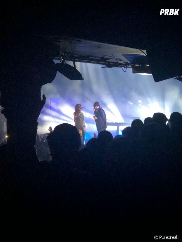 Gringe en concert à La Cigale de Paris : les Casseurs Flowters réunis