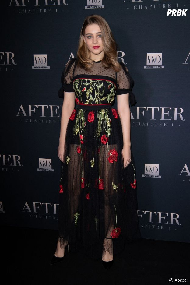 After - Chapitre 1 : Anna Todd, Josephine Langford et Hero Fiennes Tiffin à Paris