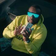 """Gims en pleine course poursuite avec la police dans le clip de """"Miami Vice"""" 🚓"""