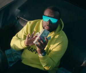 """Gims en pleine course poursuite avec la police dans le clip de """"Miami Vice"""""""