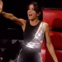 Jenifer (The Voice 8) : le prix de sa tenue à paillettes à l'épreuve des K.O. est éblouissant