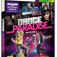 Dance Paradise sur Kinect pour Xbox 360 ... la date de sortie et la jaquette du jeu