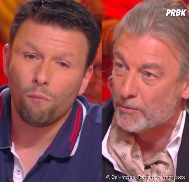 TPMP : Gilles Verdez et Raymond Aabou auraient eu un gros clash hors caméra sur l'affaire Quesada