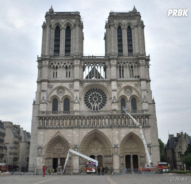 Incendie de Notre-Dame de Paris : les cagnottes se multiplient pour aider à la reconstruction de la cathédrale.