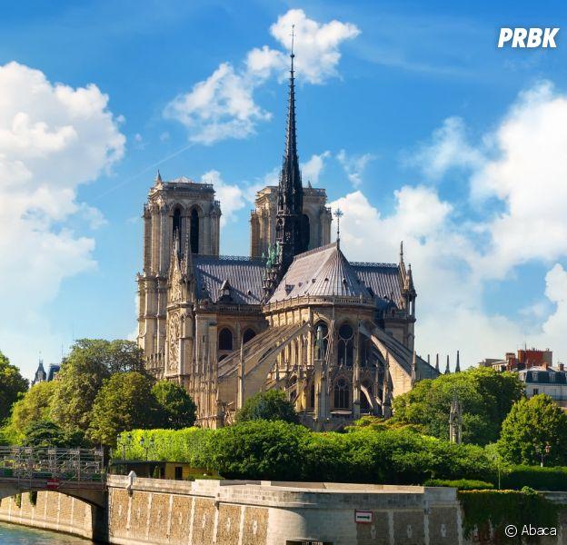Incendie à Notre-Dame de Paris : ces dessins émouvants qui rendent hommage à la cathédrale.