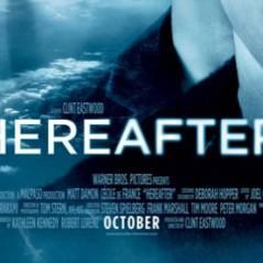 Hereafter ... voici l'affiche du film avec Matt Damon et Cecile de France