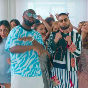 "Clip ""Hola Senorita"" : Maître Gims et Maluma font monter la température avec leur duo latino"