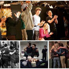 The Big Bang Theory saison 12 : les acteurs célèbrent avec émotion la fin du tournage de la série