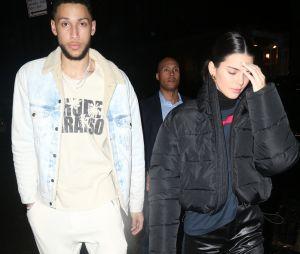 Kendall Jenner célibataire ? La top et le basketteur Ben Simmons se seraient séparés il y a une semaine