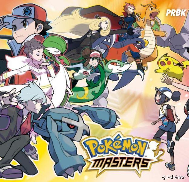 Pokémon Masters : date de sortie, gameplay... Ce qu'il faut savoir sur le jeu mobile