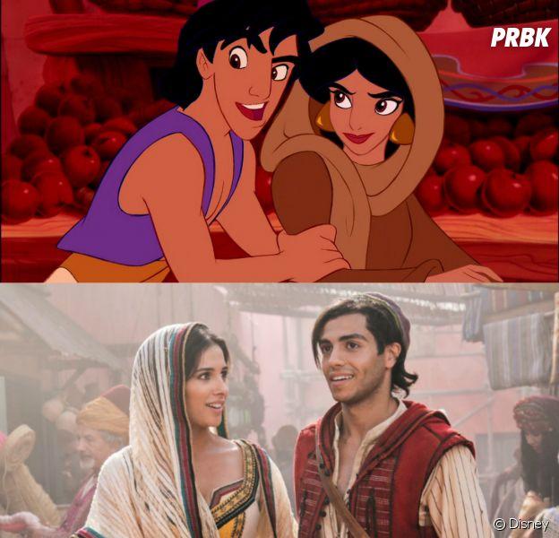 Aladdin : les 10 plus grosses différences avec le dessin-animé