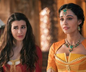 Aladdin : Nasim Pedrad joue Dalia, la servante de Jasmine